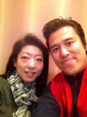 アントニオ小猪木 公式ブログ/尻ラジオ小由美さん初出演 画像1