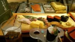アントニオ小猪木 公式ブログ/渋谷で寿司 画像1