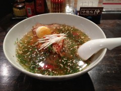 アントニオ小猪木 公式ブログ/神戸冷麺処伸 画像1