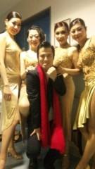 アントニオ小猪木 公式ブログ/美人プロダンサーたちと 画像1