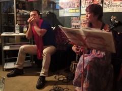 アントニオ小猪木 公式ブログ/なんばで沖縄民謡ライブ 画像1