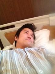 アントニオ小猪木 公式ブログ/入院二日目消灯の時間 画像1