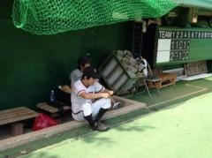 アントニオ小猪木 公式ブログ/負傷明けの草野球 画像1