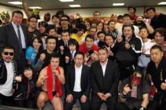 アントニオ小猪木 公式ブログ/11周年名古屋大会終了 画像1