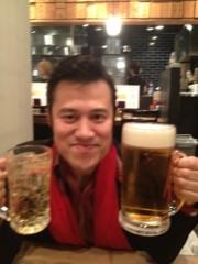 アントニオ小猪木 公式ブログ/ジャイアント生ビール 画像1