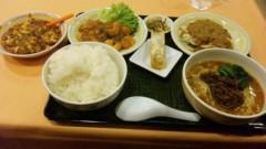 アントニオ小猪木 公式ブログ/名古屋で四川料理 画像1