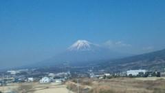 アントニオ小猪木 公式ブログ/富士山通過! 画像1