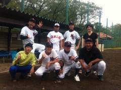 アントニオ小猪木 公式ブログ/草野球また完敗 画像1