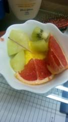 アントニオ小猪木 公式ブログ/夏にフルーツ 画像1
