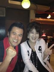 アントニオ小猪木 公式ブログ/川中美幸さんのLIVE登場! 画像1