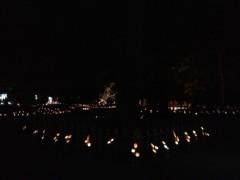 アントニオ小猪木 公式ブログ/小田原城の広い範囲で 画像1