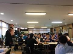 アントニオ小猪木 公式ブログ/新狭山Honda野球部壮行会へ 画像1