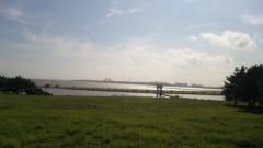 アントニオ小猪木 公式ブログ/臨海公園の海 画像1