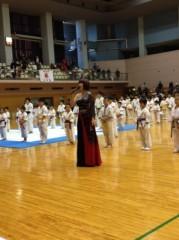 アントニオ小猪木 公式ブログ/あべ由紀子国家独唱! 画像1