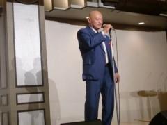 アントニオ小猪木 公式ブログ/虎基金遠藤光男さん挨拶 画像1