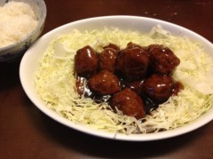アントニオ小猪木 公式ブログ/関西の蓬莱屋の肉団子! 画像1