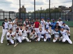 アントニオ小猪木 公式ブログ/両軍活躍理想野球! 画像1