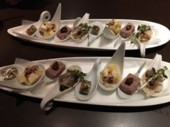 アントニオ小猪木 公式ブログ/オシャレな小鉢料理たち 画像1