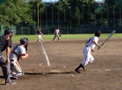 アントニオ小猪木 公式ブログ/野球は成立も何せ暑い! 画像1