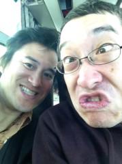 アントニオ小猪木 公式ブログ/山梨での事故に巻き込まれ 画像1