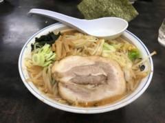 アントニオ小猪木 公式ブログ/チャー力の野菜味噌ラーメン! 画像1