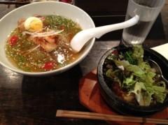 アントニオ小猪木 公式ブログ/神戸で冷麺とビビンバ 画像1