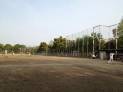 アントニオ小猪木 公式ブログ/2013年4月の草野球 画像1