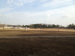 アントニオ小猪木 公式ブログ/ '12年最後の草野球第二戦 画像1
