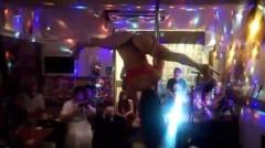 アントニオ小猪木 公式ブログ/YOZORAのポールダンス! 画像1