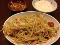 アントニオ小猪木 公式ブログ/やっつけ料理! 画像1