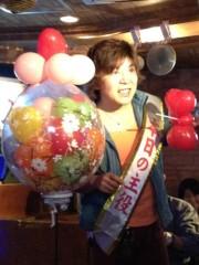 アントニオ小猪木 公式ブログ/ダンジー誕生日会 画像1