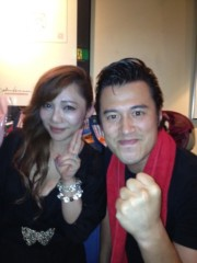アントニオ小猪木 公式ブログ/三代純歌さん初出演! 画像1