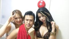 アントニオ小猪木 公式ブログ/広島ラウンドガール 画像1