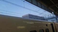 アントニオ小猪木 公式ブログ/始発電車到着 画像1