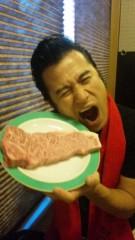 アントニオ小猪木 公式ブログ/最高級サーロイン 画像1