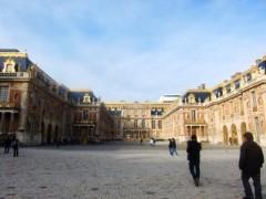 アントニオ小猪木 公式ブログ/ベルサイユ宮殿の中へ 画像1