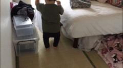 アントニオ小猪木 公式ブログ/1才児が捕獲できたのか!? 画像1