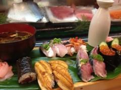 アントニオ小猪木 公式ブログ/カウンターの寿司店 画像1