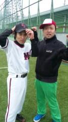 アントニオ小猪木 公式ブログ/雨野球 画像1
