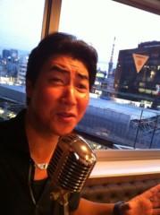 アントニオ小猪木 公式ブログ/黒木憲ジュニアさん熱唱! 画像1