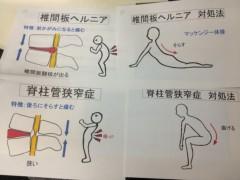 アントニオ小猪木 公式ブログ/腰痛対策 画像1