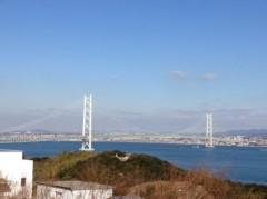 アントニオ小猪木 公式ブログ/明石海峡大橋 画像1