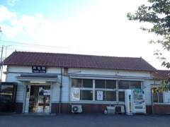 アントニオ小猪木 公式ブログ/埼玉の無人駅にて 画像1
