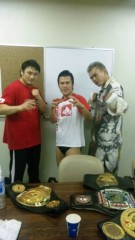 アントニオ小猪木 公式ブログ/GLADIATOR熊本大会 画像1