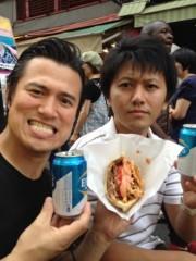 アントニオ小猪木 公式ブログ/またケバブを食べに 画像1