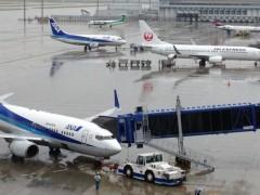 アントニオ小猪木 公式ブログ/雨の中部空港 画像1