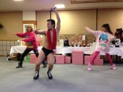 アントニオ小猪木 公式ブログ/ブリバトとダンス! 画像1