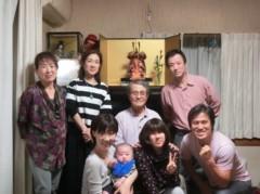 アントニオ小猪木 公式ブログ/おじいちゃんと赤ちゃんのW祝い! 画像1