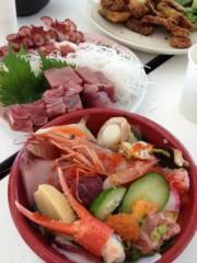 アントニオ小猪木 公式ブログ/石巻うまいもん屋の海鮮丼 画像1