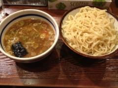 アントニオ小猪木 公式ブログ/渋谷でつけ麺 画像1